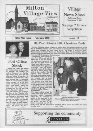 VV JC Issue 16 Feb 1995 (1)