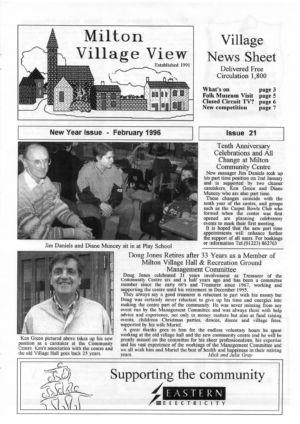 VV Issue 21 Feb 1996