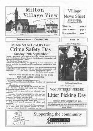 VV Issue 24 Oct 1996