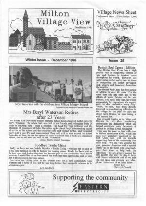 VV JC Issue 25 Dec 1996