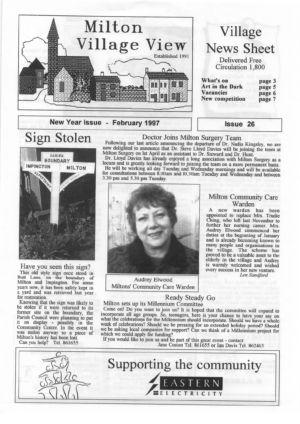 VV Issue 26 Feb 1997