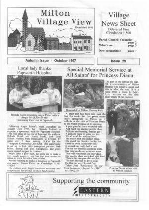 VV Issue 29 Oct 1997
