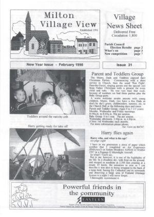 VV Issue 31 Feb 1998
