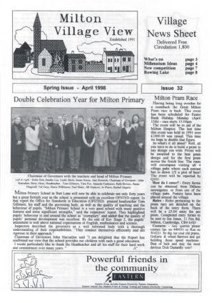 VV Issue 32 April 1998