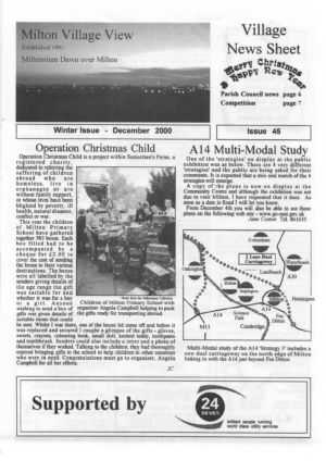 VV Issue 45 Dec 2000
