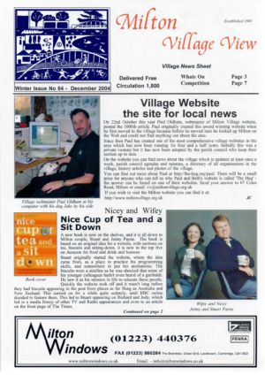 VV Issue 65 (64) Dec 2004